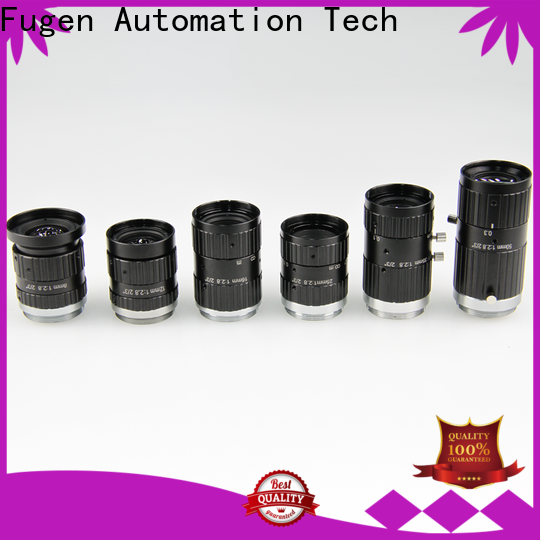 reliable testing camera lens manufacturer for video