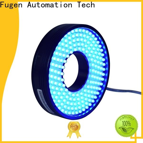 Fugen high power machine vision ring light wholesale for IC elements