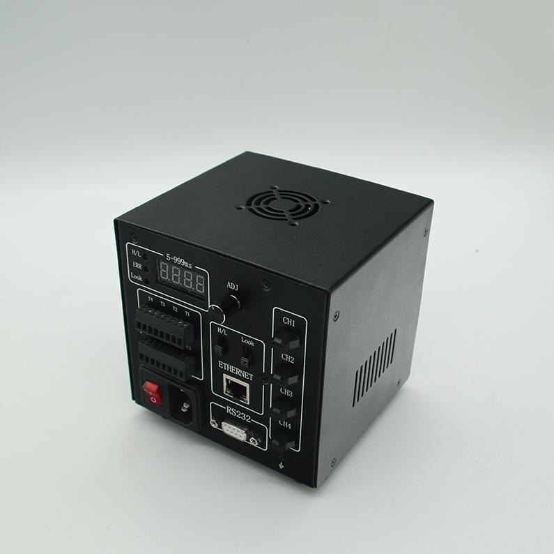 12 levels voltage pulse dmx light controller directly sale