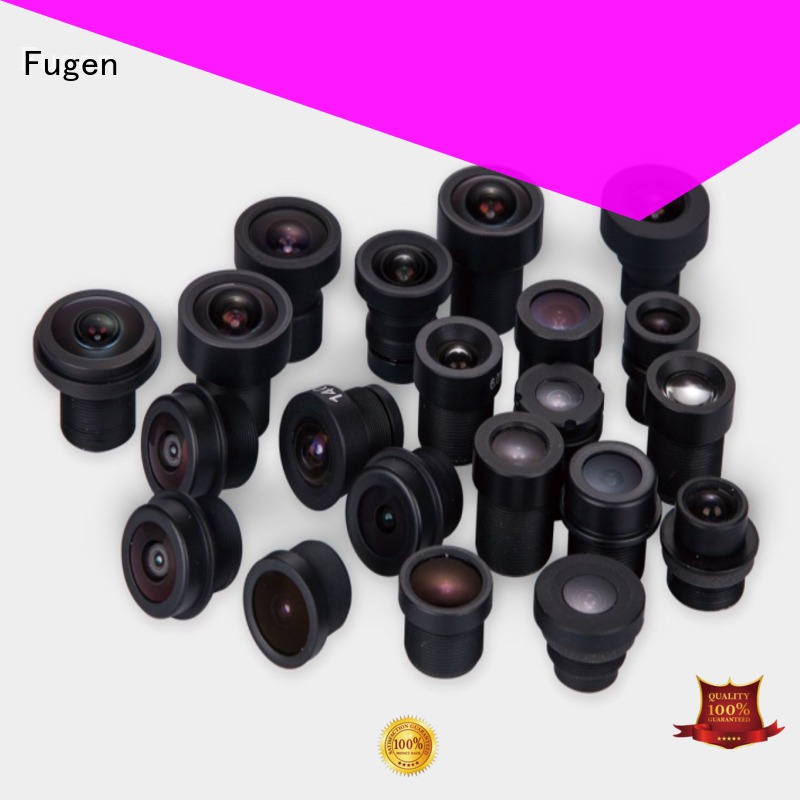 reliable testing camera lens design