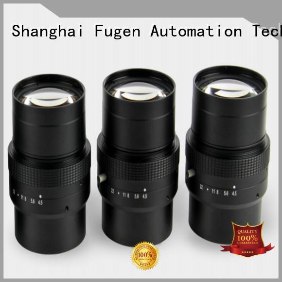 Fugen camera telephoto lens design for video
