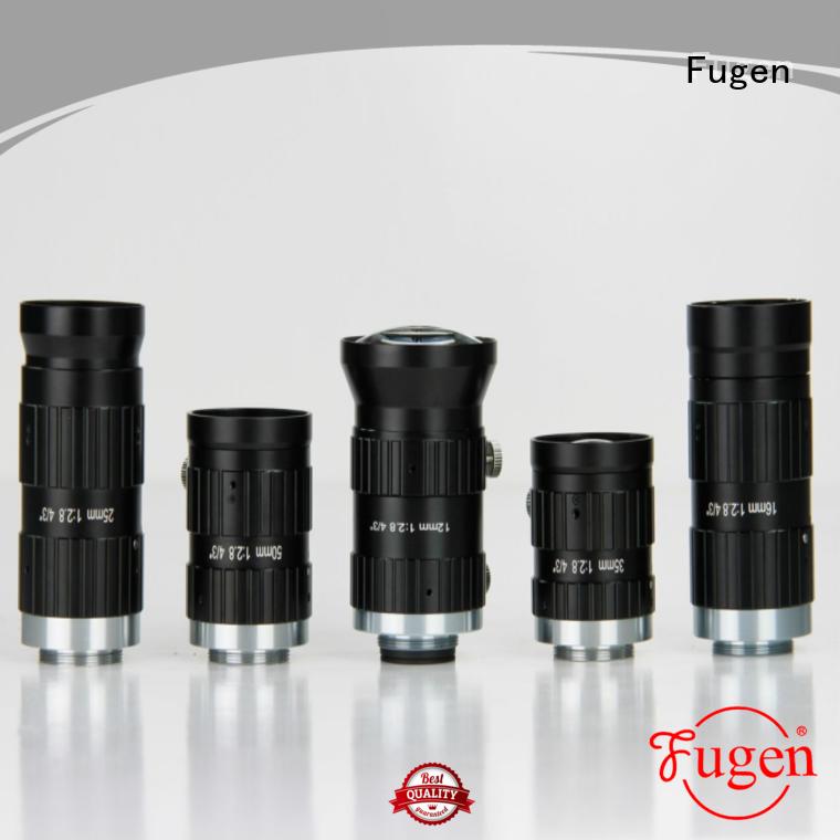 Fugen testing camera lens supplier