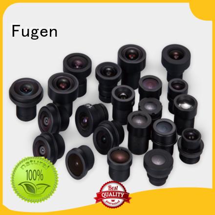 Fugen camera telephoto lens design for photo