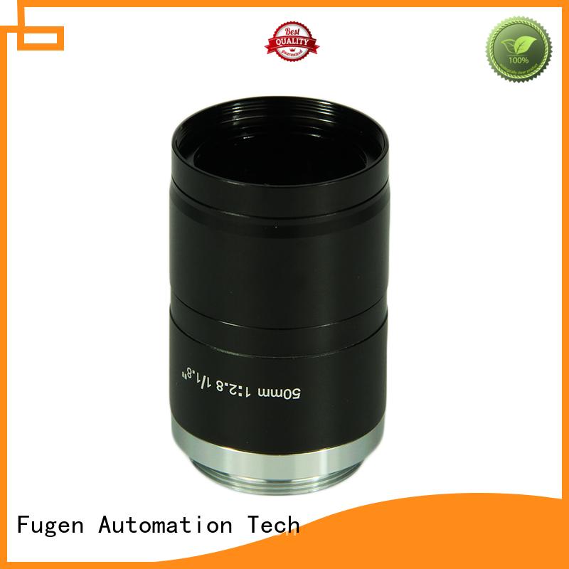 Fugen reliable zoom lens design