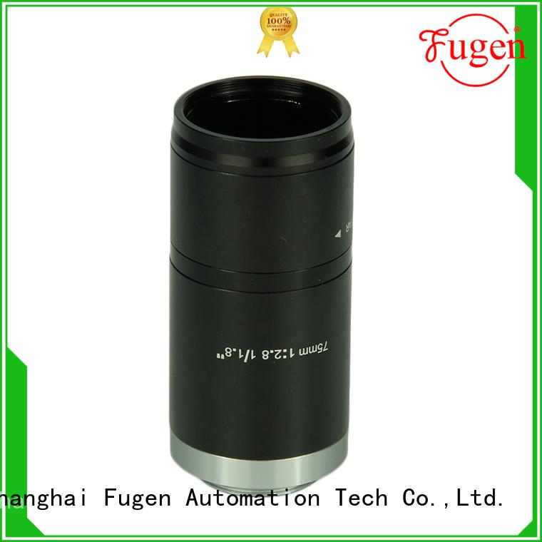 Fugen reliable dslr camera lens design for video