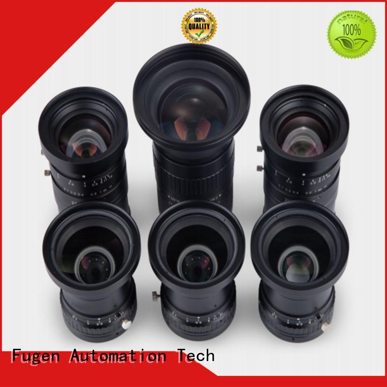 Fugen flexible testing camera lens series for photo