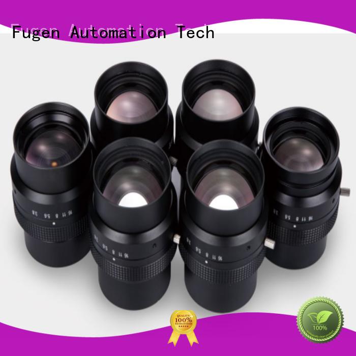 Fugen testing camera lens manufacturer