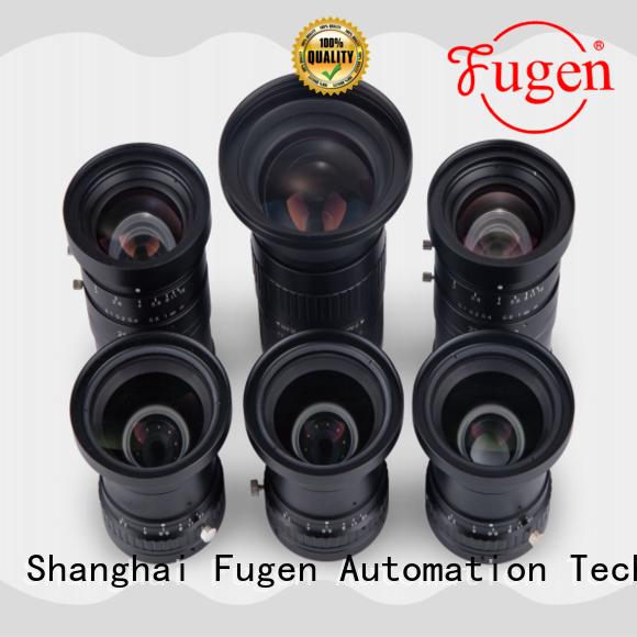 Fugen flexible dslr camera lens design