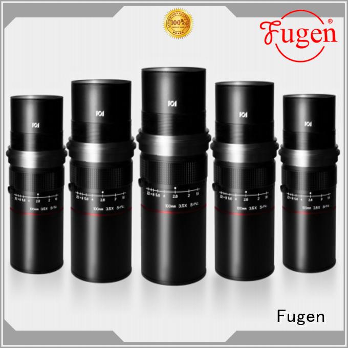 popular testing camera lens manufacturer for video